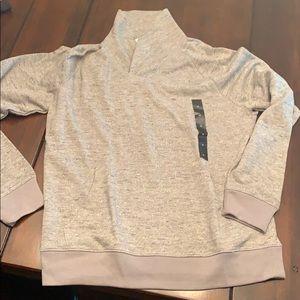 BR Gray pullover